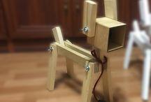 diseño con madera