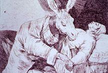 F. Goya drawings / by Victoria Nazarova
