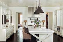 Kitchens / Inspiration / by Matt Morris Development