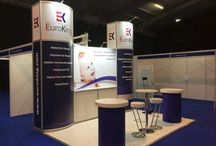 New For November / November has been a busy month with some great Exhibition Stands that we have built.