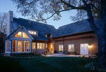 New Homes / New Homes designed by Kurt Baum & Associates