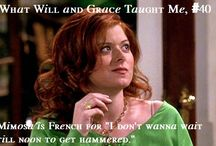 Will and Grace / by Kristin Rutcavage