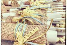 Wedding in Kythera / Πιστεύετε στις νεράιδες;  Σε αυτά τα πλάσματα που κρύβονται σε κάθε πηγάδι, σε κάθε λιμνούλα & καταρράχτη όταν πρόκειται να κάνει κάποιος μια ευχή, για να την πάει στον ουρανό ώστε να πραγματοποιηθεί;  Έτσι και εμείς πήραμε τις ευχές του Μιχάλη & της Ειρήνης και οργανώσαμε ένα ρομαντικό γάμο στα Κύθηρα!
