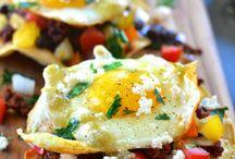 Le petit dejeuner / Yummy breakfast