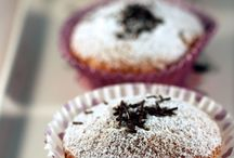 sweet recipes: muffins