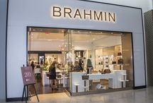 Brahmin Boutiques / A look inside our boutiques located in Atlanta, GA, Birmingham, AL, Charlotte, NC, Dallas, TX, and Newport, RI / by Brahmin Handbags