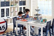HOME-Play Room / Designing our kids' playroom