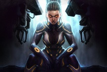 StarCraft / Things StarCraft that I like and love and think are interesting / by Amanda Klar