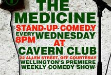 Comedy in Wellington, NZ / Catch Comedy in Wellington! Check out Capitalcomedywellington.com for more.