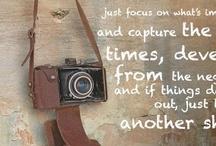 Inspiratie bij Focus / Wat inspireert ons en leuke ideetjes voor jou!