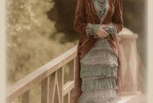 Just Victorian (1880's fashion)