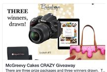Giveaways / Contests and giveaways