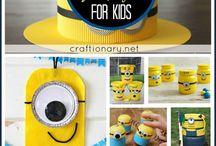 kreativní tvoření s dětmi