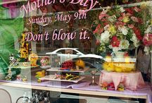 Mothers Day display