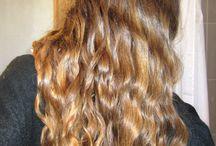 Mes cheveux / My hair / Evolution de ma tignasse au fil des années.  Enjoy !