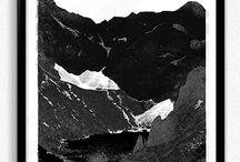 górskie inspiracje / tatry góry szczyty i doliny