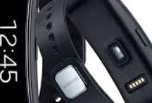 Samsung Gear Fit - Black