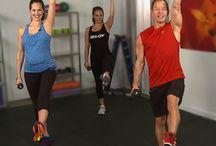 Workin on my fitness  / by Alex S