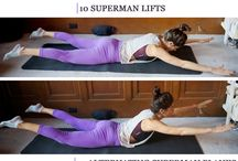 Bra kort workout