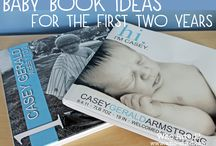 Ideas for baby books