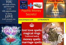 traditional psychic healer +27783434273
