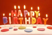 Happy Birthday / 생일 축하