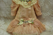 doll--- clothes / by Michele Tibbetts
