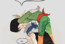 Naruto Previous Generation