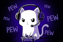 gamers cute