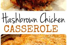 Chicken casserol