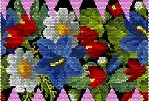 haft krzyżykowy Wielkanoc - x