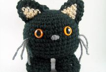 Knitted animals / Knitted animals cute ideas