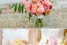 Centerpieces and Bouquets / Wedding centerpieces, bouquets, and all things floral!
