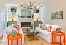 Home Decor-Living Area- Fresh ideas!