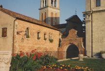 Udine e Cividale del Friuli / Foto degli anni 90 di Udine e una foto di Cividale del Friuli trovate sistemando degli scatoloni.