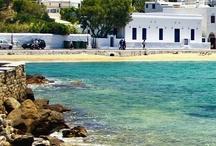 Mediterranean Coast / by Victoria Mansfield