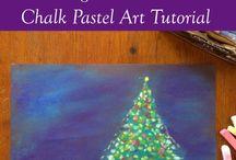 Art: Chalk Pastels