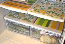 Organizer your kitchen / by Mary Burgess