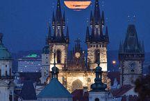 Historie Prahy