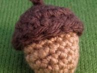 Crochet...natural objects