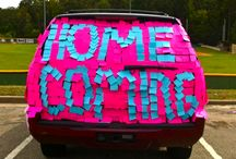 Homecoming/prom / by Kayla Lawyer