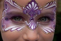 Facial Art / by ❤❤ Diana Mayfield ❤❤