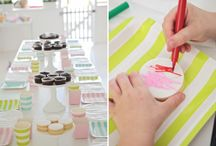 Fiestas infantiles para niñas / Ideas para fiestas de cumpleaños y celebraciones para niñas.
