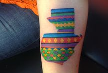 Central American Tattoos