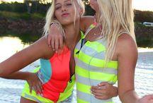 Wakepark - Models Lifestyle