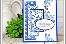 Stampin Up Floral Phrases Stamp Set / A board to collect projects and cards created with the New Stampin Up Floral Phrases Bundle