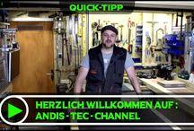 Quick-Tipps / ✯ Quick Tipps sind kurze Klipps, die euch in eurem Handwerker-Alltag helfen sollen. Sagt mir gerne eure Meinung dazu.