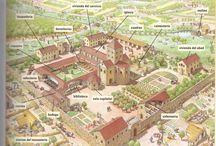 Monestirs medievals