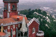 Maravilhosos castelos pelo mundo