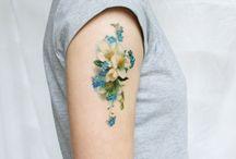 Tatuajes / El arte debe plasmarse en la piel